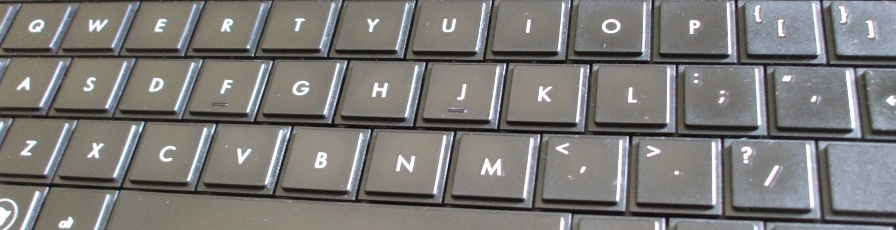 Linux / UNIX keyboard.