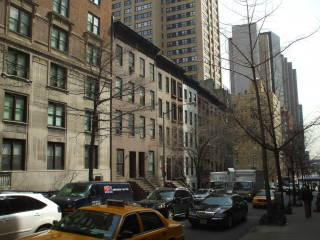 The American Black Chamber was based in a brownstone on 31st Street in Manhattan.